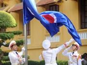 2016年东盟升旗仪式在河内举行