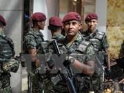马来西亚建设新军事基地以应对IS的威胁