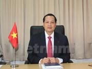 越南驻新加坡大使:越新两国经济有很强的互补性