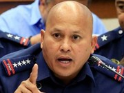 菲律宾300名菲警察疑涉毒品交易