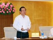 越南国会副主席冯国显会见美国—东盟商务理事会代表团