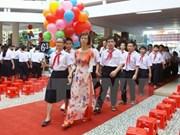 越南全国2250万名学生和大学生进入新学年