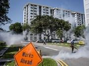 新加坡寨卡疫情呈现减缓趋势