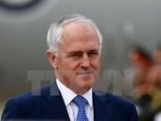 澳大利亚总理呼吁有关各方通过和平方式解决东亚和东海争端