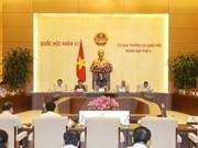 越南第十四届国会常委会第三次会议在河内召开