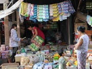 越南国内企业努力开拓农村市场