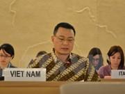 越南十分重视人权教育工作