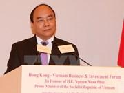越南政府总理阮春福出席越港商界交流会