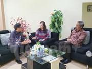 越南与印尼在渔民问题上的合作取得积极进展