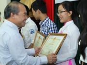 越南努力提高俄语教学质量