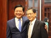 胡志明市一向欢迎日本投资商对该市投资