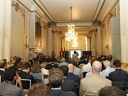 越南和欧盟共同开展《越欧自贸协定》