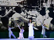 纪念越南南部抗战日71周年的艺术表演活动在胡志明市举行