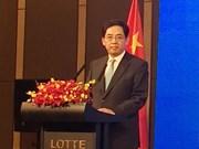 中国驻越南大使馆举行中国国庆67周年招待会
