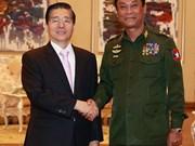 中缅第五次执法安全合作会议在内比都举行