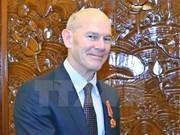 世界宣明会荣获越南国家主席的友谊勋章