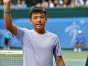 职业网球联合会最新排名:李黄南上升228位居世界第701位