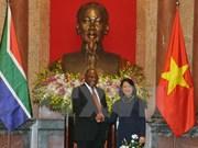 南非大力促进与越南的合作关系
