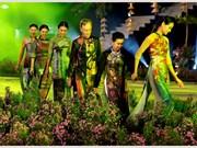 首都河内居民对越南奥黛的热爱