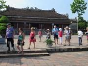 越南顺化古都年初至今接待国际游客量100万多人次