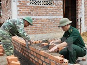 越南全国人民着力实现可持续扶贫 推进新农村建设