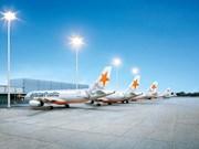 捷星太平洋新开从越南至中国各贸易旅游城市的四条航线