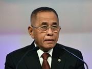 印度尼西亚与卡塔尔促进防务合作