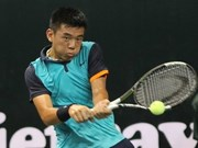 ATP单打世界排名:越南网球名将李黄南上升49位