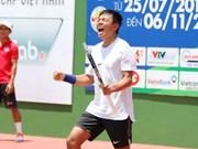 越南男网F7未来赛:李黄南/阮黄天晋级半决赛