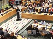 越南在联合国经济和社会理事会的烙印