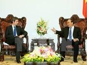 越南与意大利加强司法领域合作
