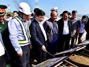 越南政府副总理郑廷勇莅临海防市指导工作