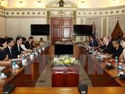 胡志明市与欧盟加强在食品卫生安全领域的合作