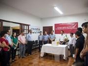 旅居海外越南人侨胞为中部洪灾灾民举行慈善捐款活动