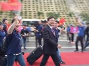 第三届越中青年大联欢:谅山分团入境越南    开启中越青年文化交流之旅