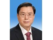 中国全国人大常委会委员长张德江开始对越南进行正式友好访问