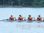 2016年东南亚划船锦标赛:越南队夺冠