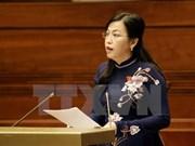 越南第十四届国会第二次会议:按时处理选民们所递交的意见