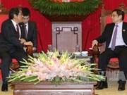 日本新任驻越南大使梅田邦夫:日本政府重视与越南的关系