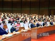 越南第十四届国会第三次会议拉开序幕