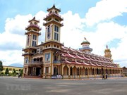 西宁高台教教堂——最具吸引力的宗教旅游目的地(组图)