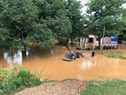 老挝水电站大坝坍塌事故:老挝政府通过赔偿政策
