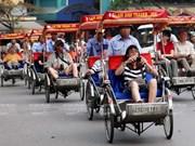 河内三轮车