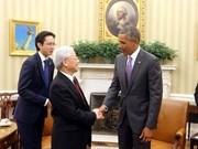 对外工作助力提高越南在国际舞台上的地位