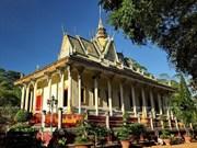 南部高棉寺的独特建筑风格