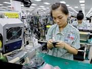 今年前8个月越南手机出口额达逾200亿美元