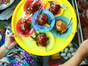 澳大利亚名厨将胡志明市列入最具魅力的5个街头美食目的地