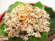 鸟肉糯米饭