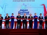 2015年越日文化节:促进越日文化互动