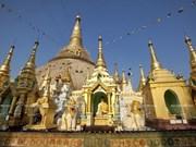 金塔之乡——缅甸